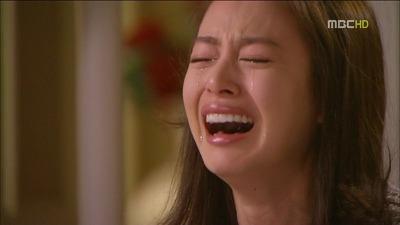 오열 김태희 엉엉